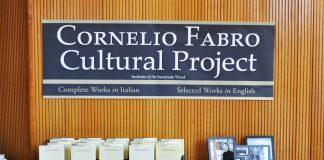 Venerdì 1° aprile e sabato 2 il Progetto Culturale Cornelio Fabro, insieme alla Catholic University of America di Washington ha realizzato il primo convegno in onore di Fabro negli Stati Uniti.